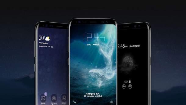 Samsung офіційно представила нові моделі