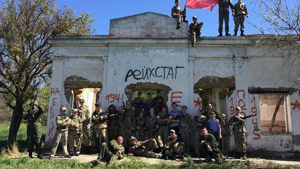 Ситуація в анексованому Криму 2018