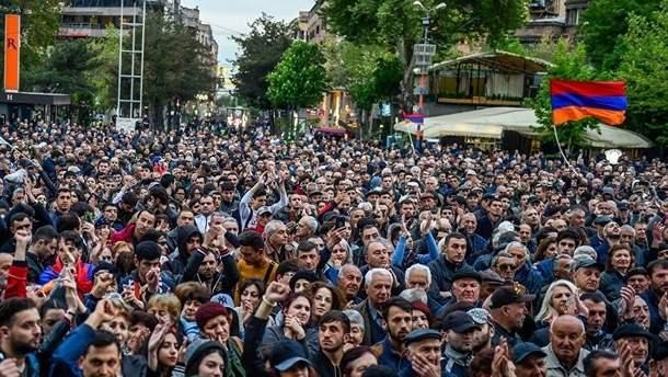 У Вірменії обирають прем'єра