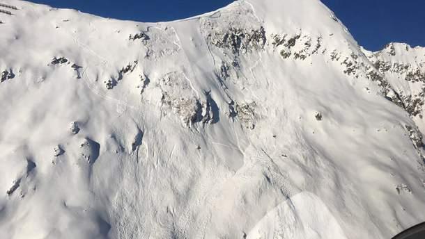 Непогода в Альпах: погибли 10 человек