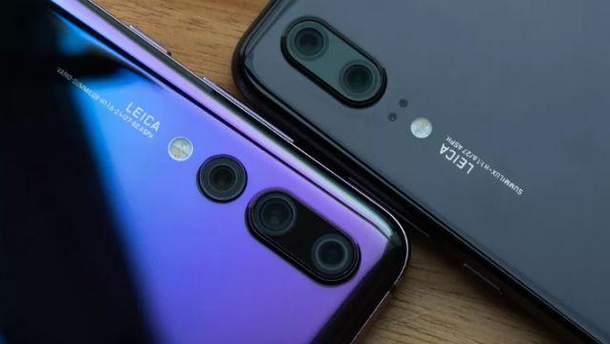Huawei Р20 и P20 Pro