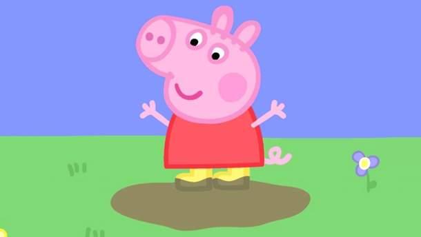В Китае родители бойкотируют мультик про свинку Пеппу
