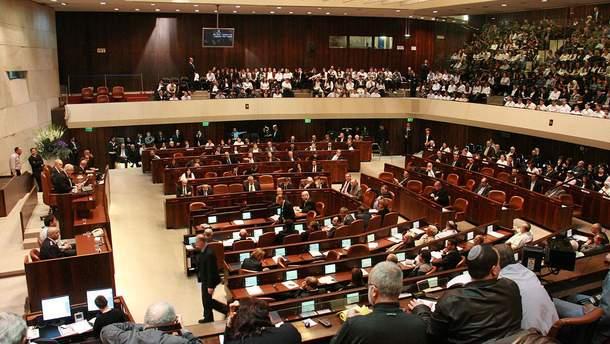 В Ізраїлі уповноважили прем'єра та міністра оборони оголошувати війну