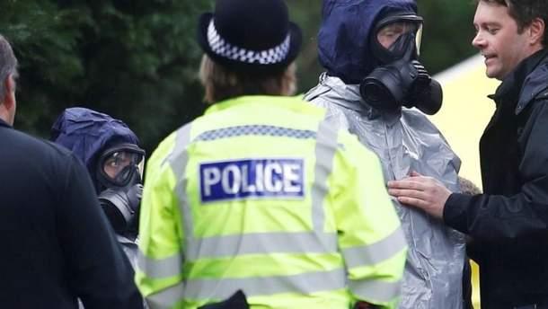 В Британии до сих пор не установили подозреваемых в отравлении Скрипаля