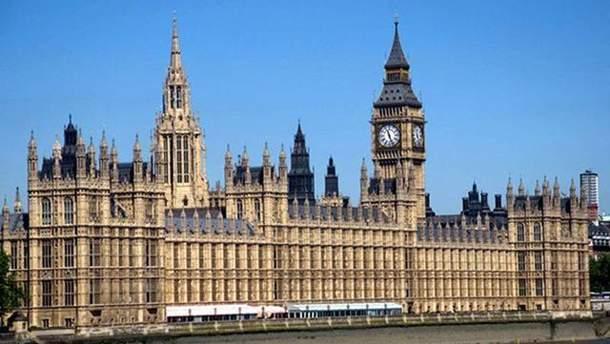 Палата громад парламенту Великобританії схвалила поправку, аналогічну