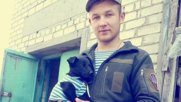 На Донбассе погиб Александр Микитюк