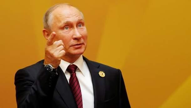 Путін має твердий намір підірвати демократичні процеси в України