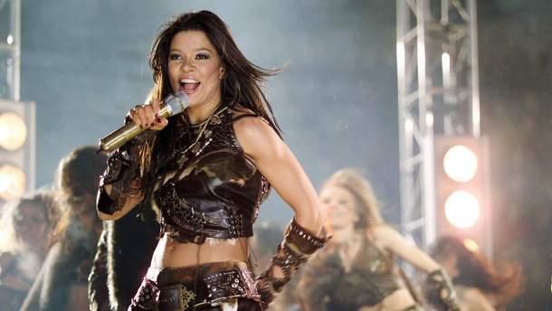Руслана на Евровидении-2004 (архивное фото)