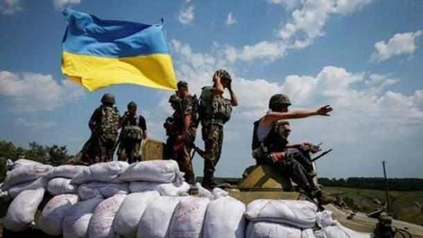 Наєв назвал главное отличие ООС от АТО на Донбассе