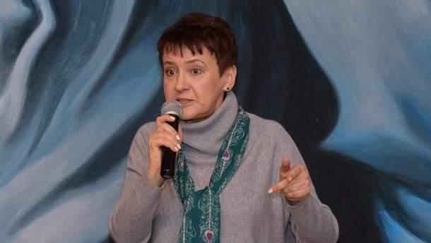 Писательница Оксана Забужко
