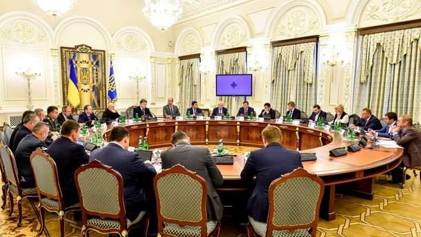 РНБО 2 травня розгляне введення нових санкцій проти російських олігархів