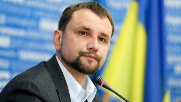 Науковець-історик Володимир В'ятрович