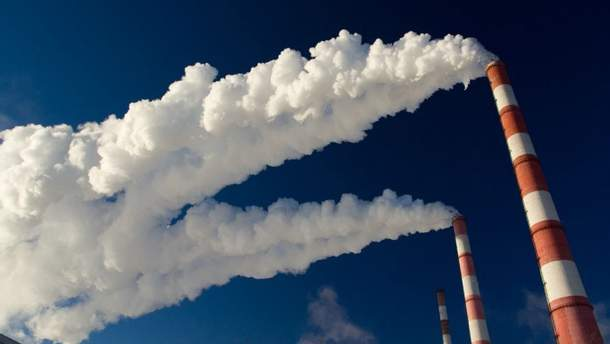 Экологи Украины не признают достоверным отчет России о выбросах парниковых газов