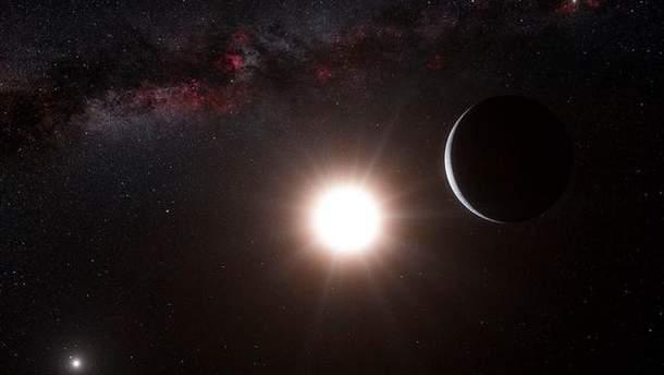 Астрономи виявили зірку, період обертання якої близько 200 років