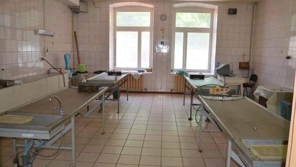 В Николаеве переполнен морг: родственники не могут забрать тела умерших из-за задержки в судах
