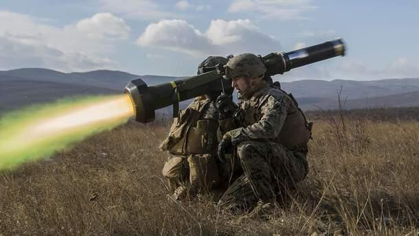"""Украина сможет использовать """"Джавелины"""" только для защиты"""