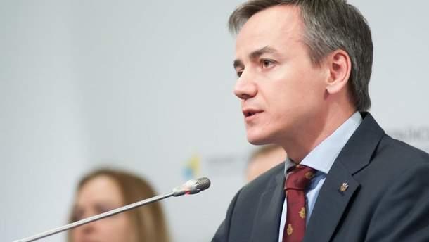 Експерт Майдану закордонних справ Олександр Хара