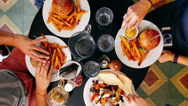 Еда, которая провоцирует онкологические заболевания
