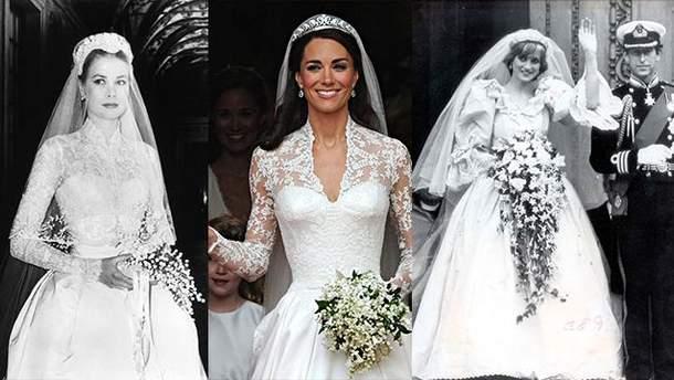 Найвідоміші королівські весілля
