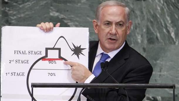 Премьер-министр Израиля хочет убедить Трампа выйти из иранской ядерной сделки
