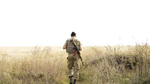 Пропавший под Широкиным военный оказался дезертиром