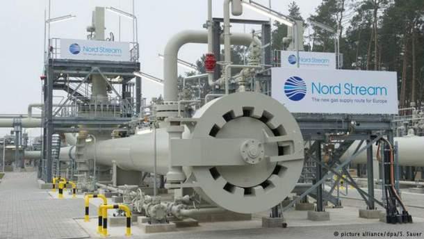 У Німеччині почали будівництво відрізка скандального газопроводу «Північний потік-2»