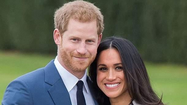 Принц Гаррі та Меган Маркл обрали весільну карету