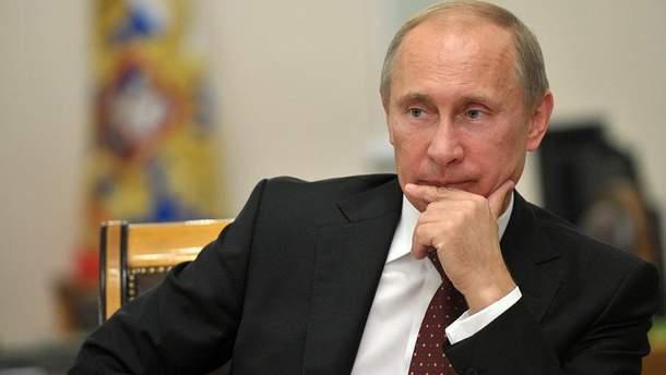 Путін хоче налагодити відносини із Заходом, щоб послабити санкційний тиск на Росію