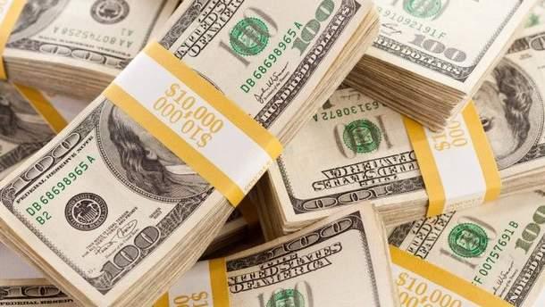 Наличный курс валют 3 мая в Украине