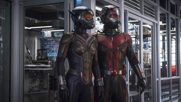 """З'явився новий трейлер """"Людина-мураха та Оса"""""""