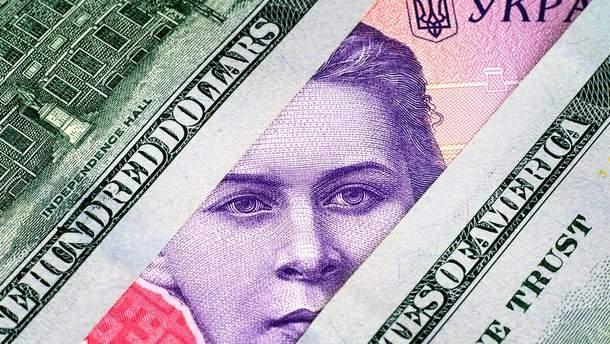 Курс валют НБУ на 4 мая