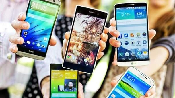 Самые популярные смартфоны недели
