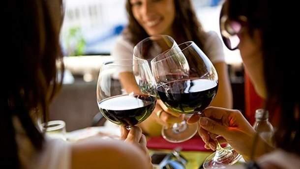 Вживання алкоголю