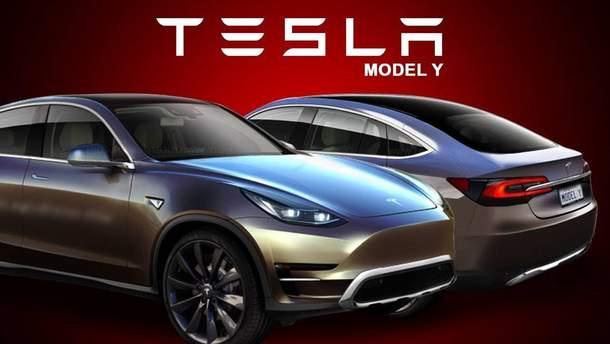 Tesla Model Y вийде не швидше 2020 року