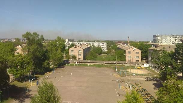СМИ сообщили о новом возгорании и взрывах на военных складах в Балаклее