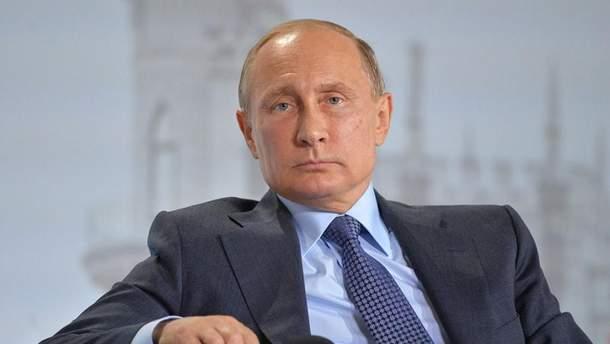 Путін зайнятий питанням Сирії?