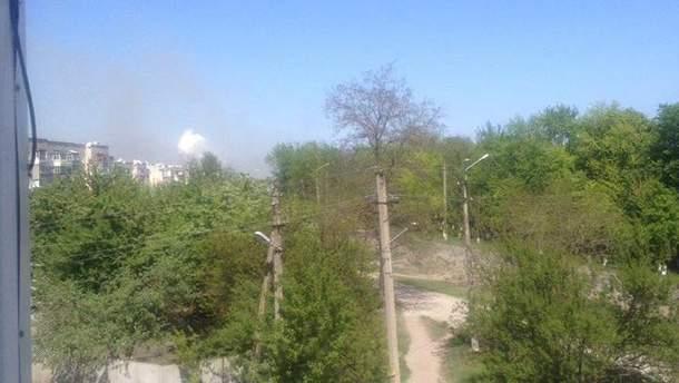 Взрывы в Балаклее 3 мая 2018 года: причины пожара