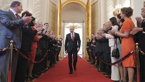 Чергова інавгурація Путіна може обійтися без поїздки у президентському кортежі