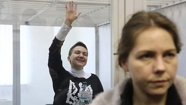 Надежда и Вера Савченко