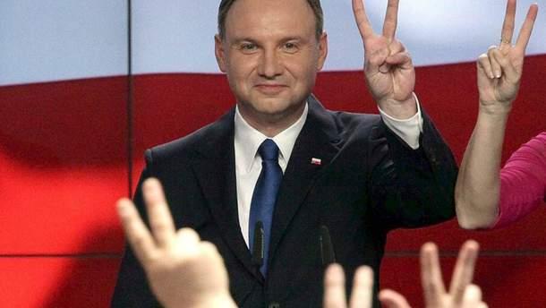 Дуда запланировал провести в Польше референдум по Конституции в ноябре