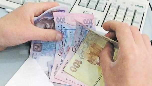 Средняя зарплата украинцев выросла