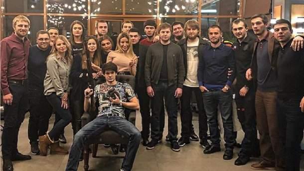 Муса Саитова поспешно удалил свою страницу из Instagram