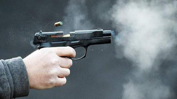 На Киевщине участник АТО устроил стрельбу