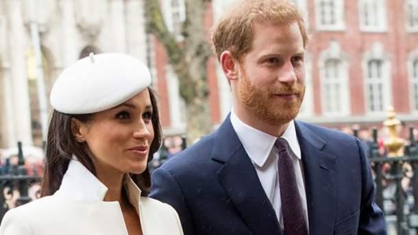 Весілля принца Гаррі і Меган Маркл під загрозою через безпритульних