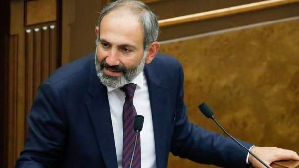 Кандидатура Пашиняна еще раз выдвинута на пост премьер-министра Армении