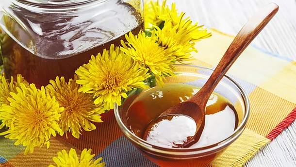 Варення з кульбаб: рецепт приготування травневого десерту