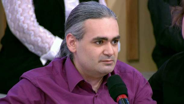 Російський пропагандист Геворг Мірзаян