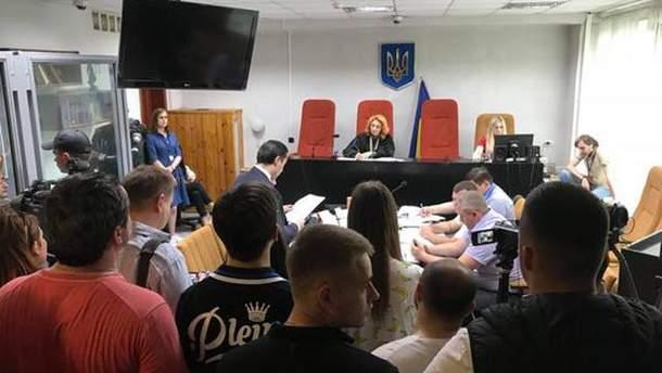 Под арест взят подозреваемый в совершении ДТП под Харьковом