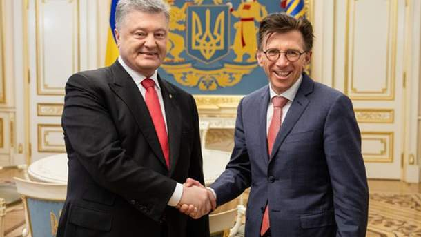 Порошенко прокомментировал проведение финала Лиги чемпионов в Киеве