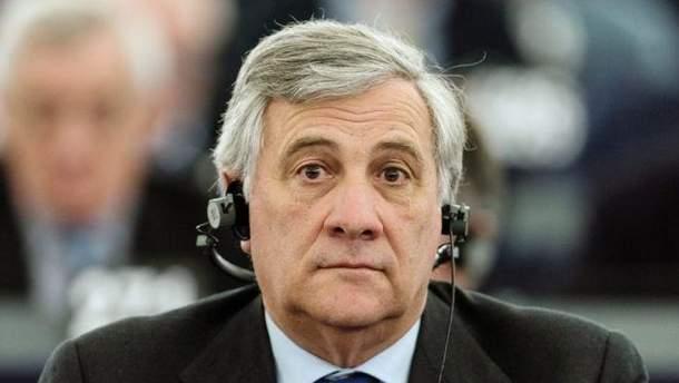 Антоніо Таяні
